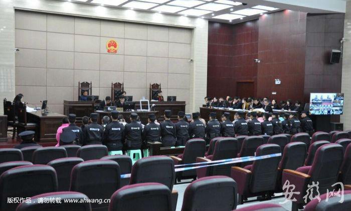 打着推销化妆品幌子搞传销 17人在阜阳集体受审